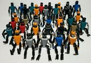 Kand039nex Action Figures Robot People Men Replacement Huge Color Selection Knex