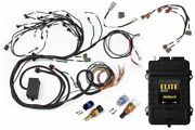 Haltech Elite 2000 Ecu And Terminated Loom For Nissan Rb26 Tc With S1 Ign Sub Loom