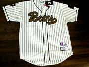 Don Larsen 1955 Denver Bears Yankees Signed Auto Quality Russell Jersey Jsa