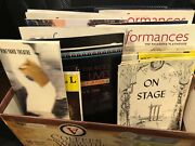 Pre Broadway And Out Of Town Playbills Programs Great Prices Cheap Shipping