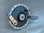 Indian Scout 101 Four Chief Front Hub With Drum Complete 1928-1932