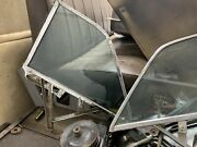 62 63 64 Chevy Impala Buick 2 Dr Pair Rear Quarter Window Glass Tinted 1962 1964
