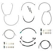 Harley Davidson Non Abs Cable Kit With Electrical For Touring Bikes 2014-2019