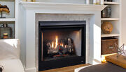 Superior Drt4240 Traditional Direct Vent Gas Fireplace W/ Remote And Ceramic Glass