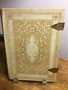 1885 Biblia Pauperum Special Ed. 327/375 Unwin Bros. And 38 Woodcuttes Vgc