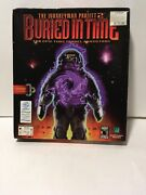 The Journeyman Project 2 Buried In Time Pc 1995 Game With Big Box Great...