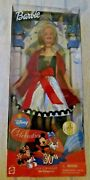 Collectible Disney Mickey Mouse Barbie 30th Anniversary