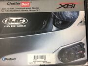 Chatterbox Xbi2-h Is-max For Hjc Bluetooth Ready Helmets