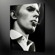 David Bowie Canvas Print Picture Wall Art Variety Of Sizes Free Uk Delivery