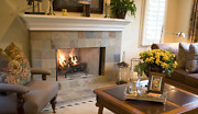Superior Wrt3543 Wood Burning Fireplace With Fully Insulated Firebox And Log Grate