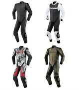 Icon Hypersport Suit Leather One-piece For Motorcycle Street And Track Protection