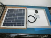 Solar Module, Cell Type Polycrystalline, Output Power 16w, Cells 72 Lot Of 2