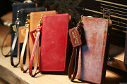 For Iphone 12 Pro Max / Urbanwest Bridle Glossy Leather Handmade Cell Phone Case