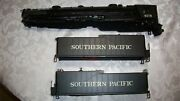 Lionel Lionmaster Cab Forward 4276 Boiler Shell And Cab+2 Tender Shells Southern