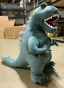 Godzilla 30 Jumbo Plush Toho Official Exclusive Licensed W/ Tags In Hand