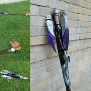 Cosplay Prop Witch Mercy Staff