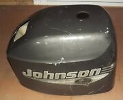 Johnson 35 Hp 2 Stroke Engine Cover Top Cowl Assembly Pn 5001180 Fits 1996-2001