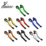 Motocycle Adjustable Extendable Brake Clutch Levers For Kawasaki Z1000 2007-2016