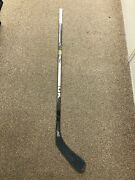 2013-14 Sidney Crosby Pittsburgh Penguines Game Used Hockey Stick Signed