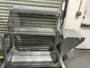 Assembleon This Feeder Trolley Is Equipped With 2 Shelves 106 Total Feeders