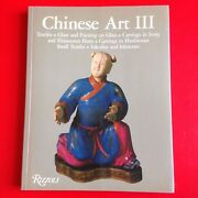 Chinese Art Iii Book Ivory Carving Painting Rhinestone Snuff Bottles Ink Antique