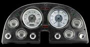 All-american Series 1963-67 Corvette Gauges - Classic Instruments - Co63aw