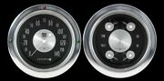 All American Tradition 1954-55 Chevy Pu Gauges - Classic Instruments - Ct54at52