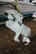 Volvo Penta 270 Outdrive White Excellent Condition Well Maintained.andnbsp