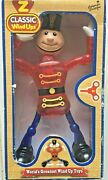 Z-wind Ups Classics Christopher Soldier Wind Up Toy New 2014