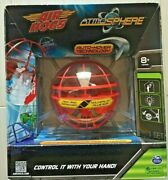 Air Hogs Atmosphere Auto Hover Toy - Red New 8+