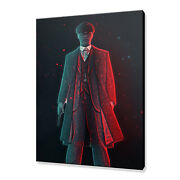 Thomas Shelby Peaky Blinders Canvas Print Picture Wall Art Free Fast Delivery Sk