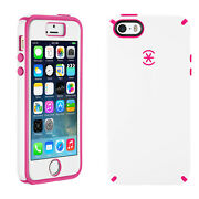 Lot Of 50 Speck Candyshell Plus Faceplate Case Iphone 5 5s Se White/pink/black