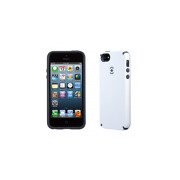Lot Of 100 Speck Candyshell Case Iphone 5c White/charcoal Grey Core