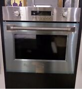 Zet1phss Monogram 30 Single Electric Wall Oven Stainless Steel