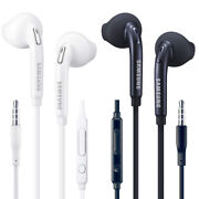 For Samsung Galaxy S6 S7 Edge S8 S9 S10 Plus Note8 9 Headset Earphone Earbud Lot