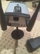 Linksys Wvc2300 Wireless Mmo Ccd Internet Security Computer Video Camera + Audio