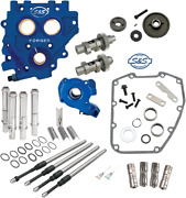 S And S Cycle 585 Ez Series Cam Chest Kit Gear Driven For 07-16 Harley Davidson