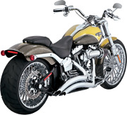 Vance And Hines Big Radius 2-into-2 Exhaust For 13-17 Harley Davidson Breakout