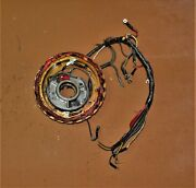 Late 60's-early 70's Wico Breaker X17758b And Stator Chrysler Outboard