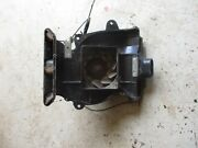 Renault R8 Parts, Heater / Air Box And Controls