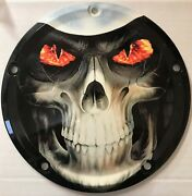 Harley Davidson Narrow Profile Derby Clutch Cover Fits 2016-2021 Touring Only