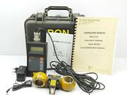 Ron 2125 Bs-32 15t Portable Tension Load Meter Crane Scale Dynamometer Indicator