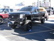 N-fab Nerf Step For 07-10 Chevy-gmc 2500/3500 Crew Cab 6.5ft Bed - Gloss Black -