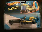 Hotwheels Track Stars 2013 Copter Chase Truck New Sealed Asst Bfm60