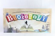 Bookopoly Board Game A Novel Property Trading Game Brand New Late For The Sky