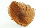 Vintage Wilson The A2000 Xxl 13 Leather Ball Glove Rht Duel Hinge Pt 2722007