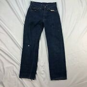 1950s Vintage Jc Penny Foremost Denim Jeans 25x28 Small
