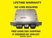 08 Ford E450 Van Ecm 78-1330f Lifetime Warranty 40 Core Refund.