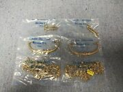 2 New Vintage Antique Style Anglo American Brass Dresser Drawer Pulls Hardware
