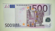 Euro-germany 500 Euro X R013 Sign Trichet Unc